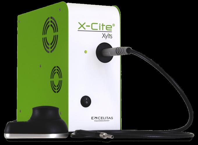 Illuminateur Fluorescence LED X-Cite Xylis 360-770nm