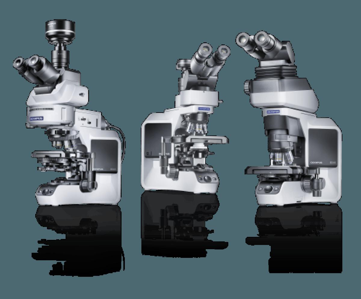 Microscope OLYMPUS CX43 -2