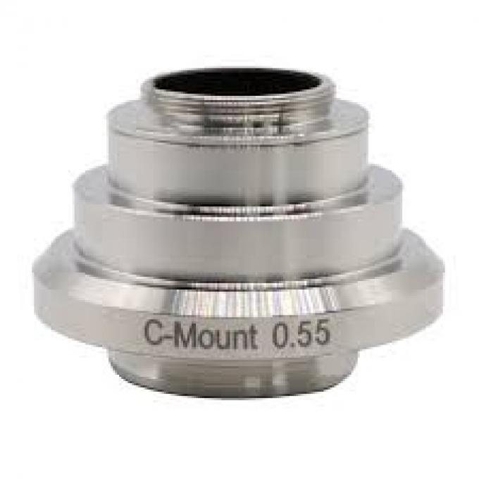 Raccord C pour microscopes LEICA