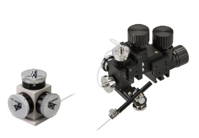 Micromanipulateur 3 axes à eau