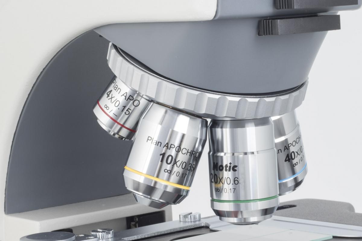 Microscope MOTIC BA410 Elite 100W -2
