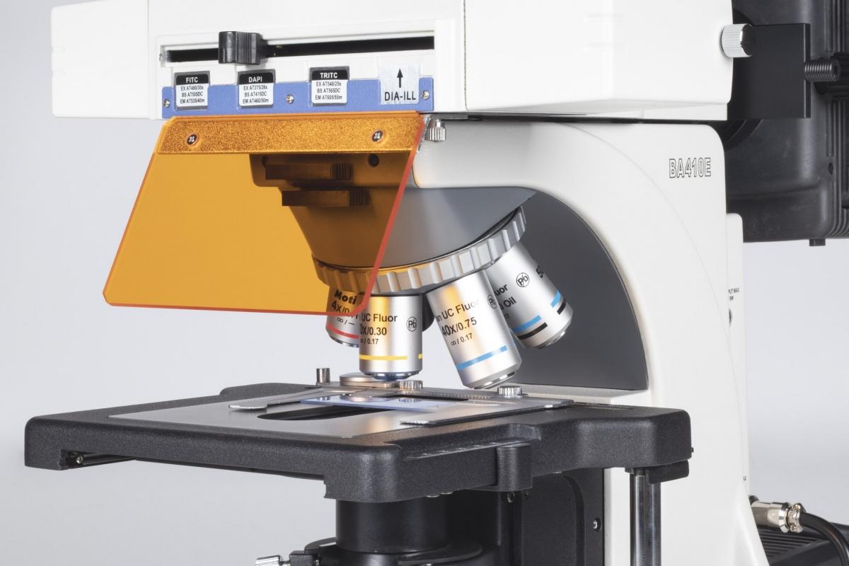 Microscope MOTIC BA410 Elite 100W -4