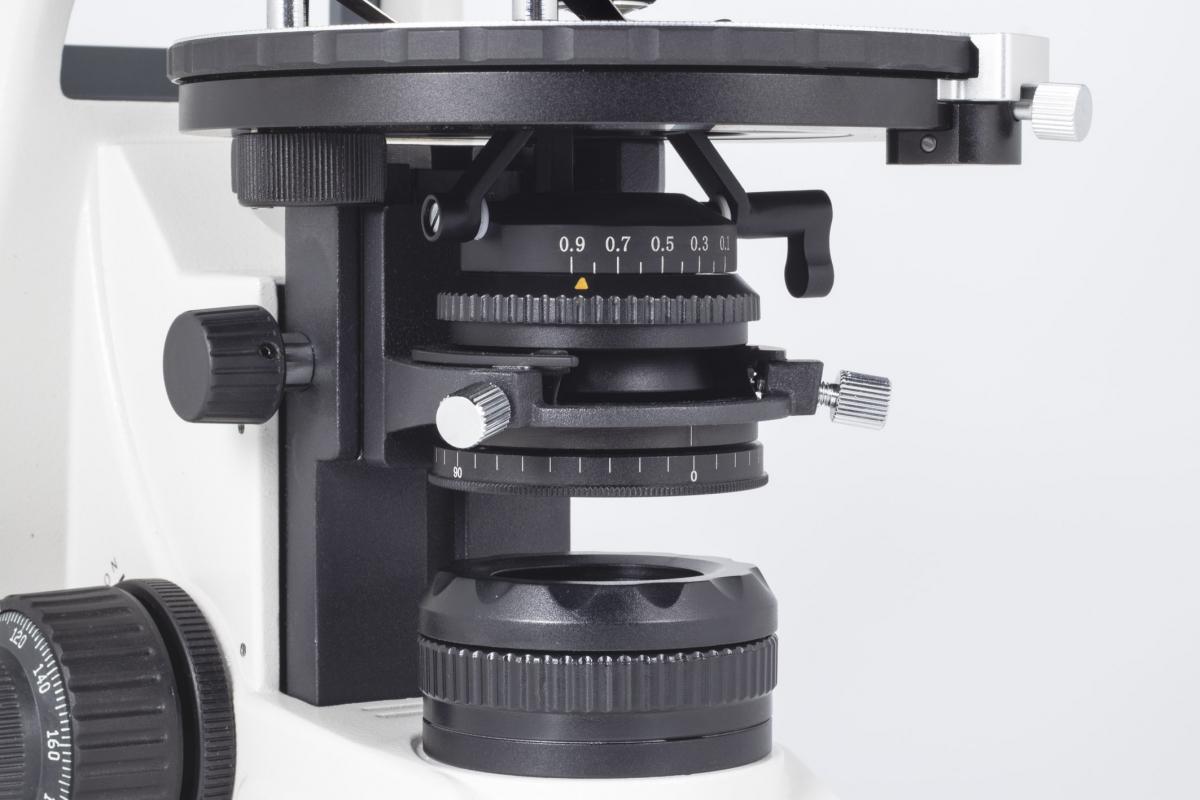 Microscope MOTIC BA310 Polarisant -2