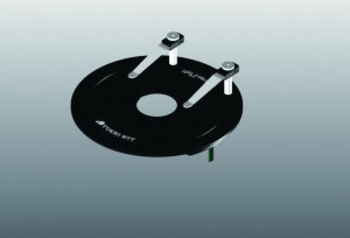 Platine chauffante TOKAI en métal pour microscope NIKON