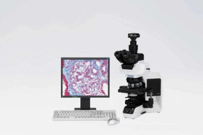 Microscope OLYMPUS BX53