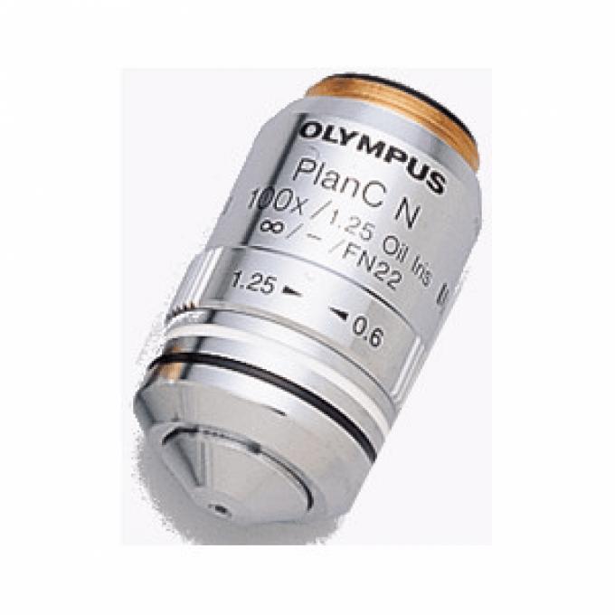 Objectif OLYMPUS Plan Achromat 100X Huile