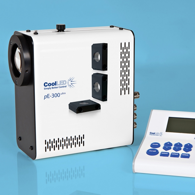 pE-300<sup>ultra</sup> Illuminateur Fluorescence LED