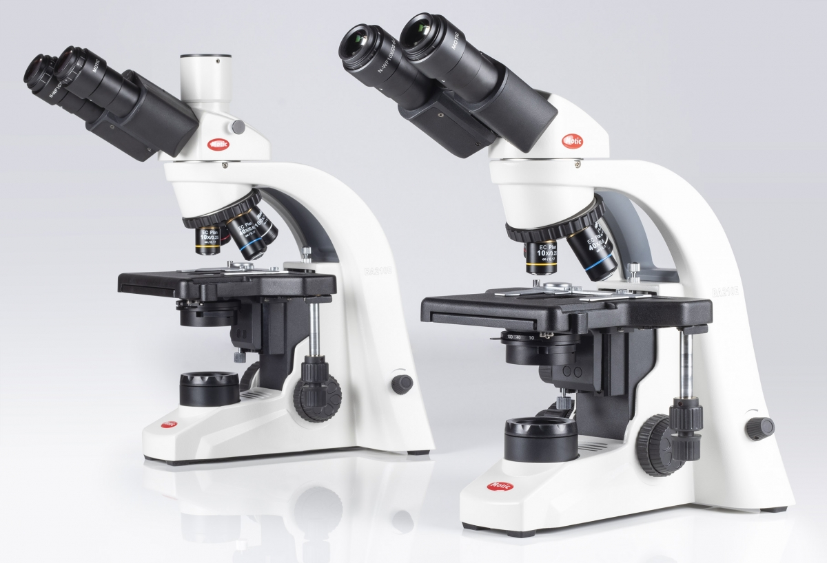 Microscope MOTIC BA210 Elite -4