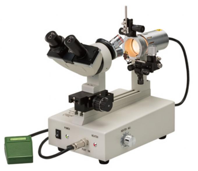 Microforge pour polissage d'électrodes Ø 1mm à Ø 1.5mm MF 830