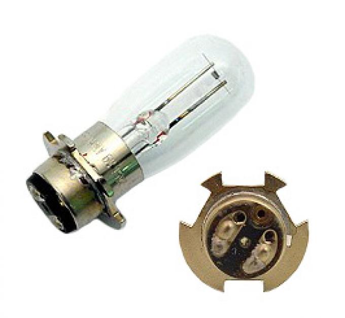 Lampe 6V 15W Tungstène P25 D4