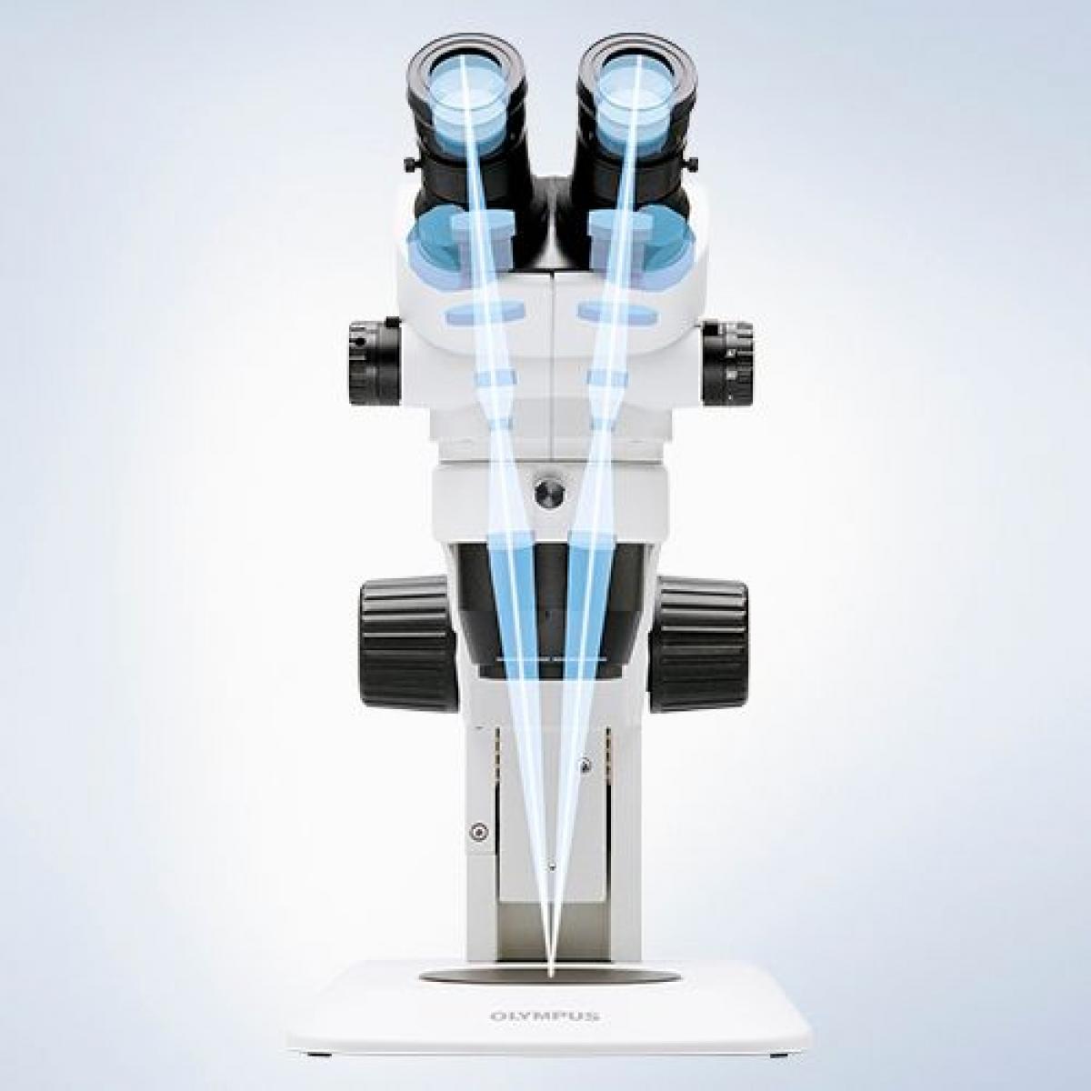 Stéréomicroscope OLYMPUS SZ61 -2