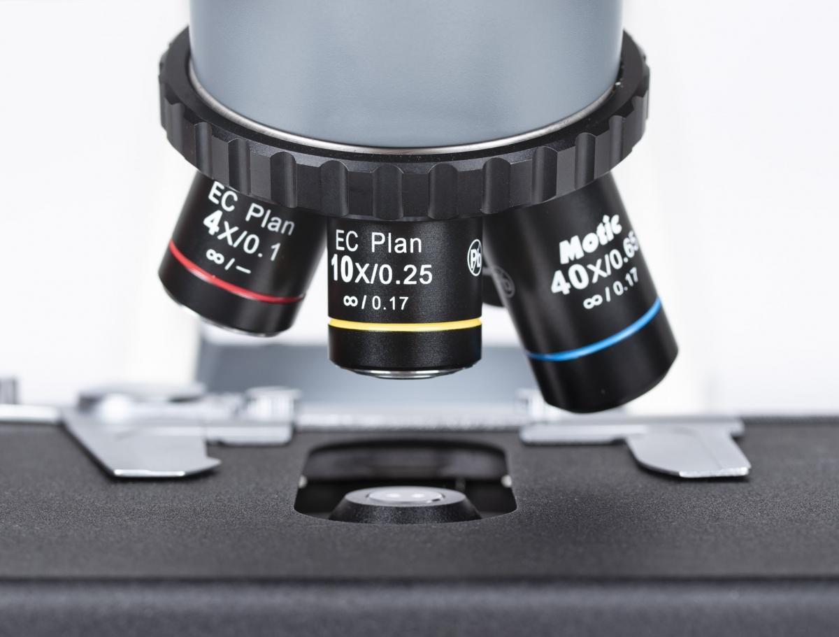 Microscope MOTIC BA310 Elite -3