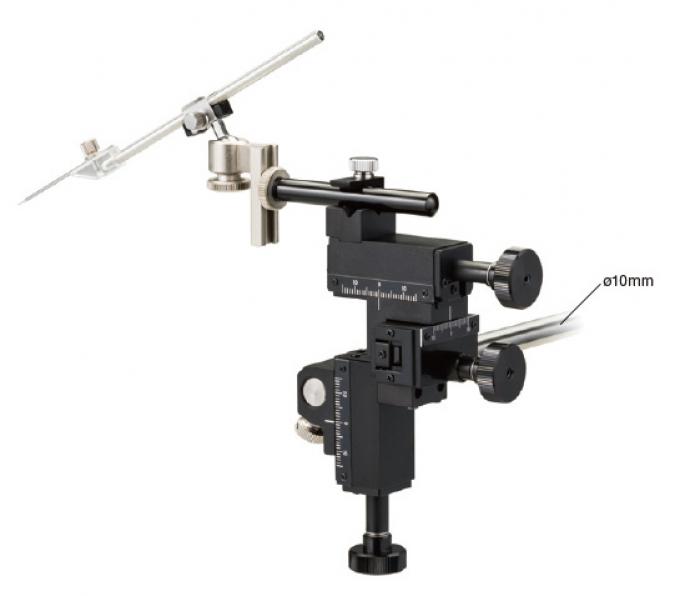 M-152 Manipulateur 3 axes pour stéréomicroscope
