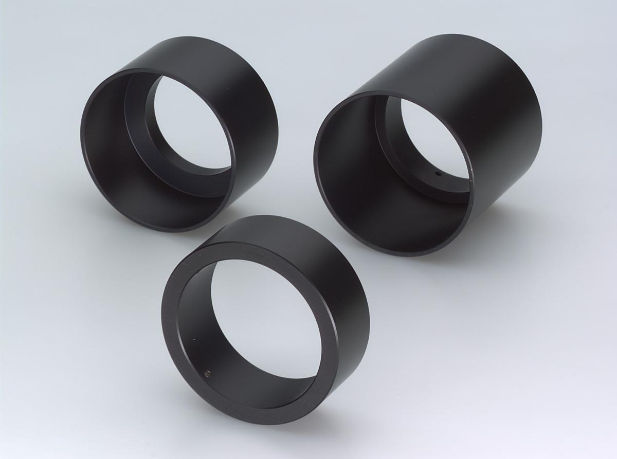 Eclairage VisiLED annulaire à fond noir -2