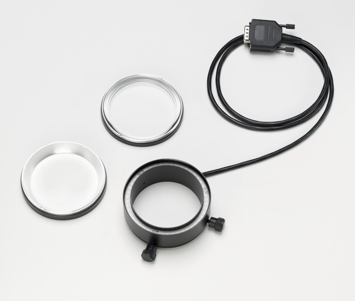 Eclairage VisiLED annulaire à fond noir -3