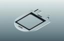 Platine chauffante TOKAI pour stéréomicroscope NIKON SMZ1500/1000/800 C-PS C-DS