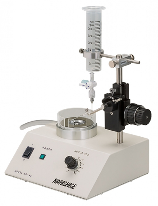 Micropolisseuse Narishige EG-45