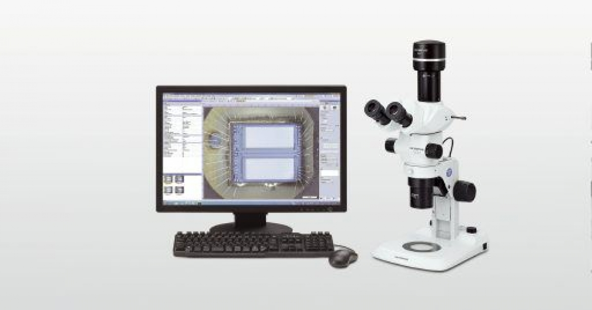 Stéréomicroscope OLYMPUS SZX7 -2