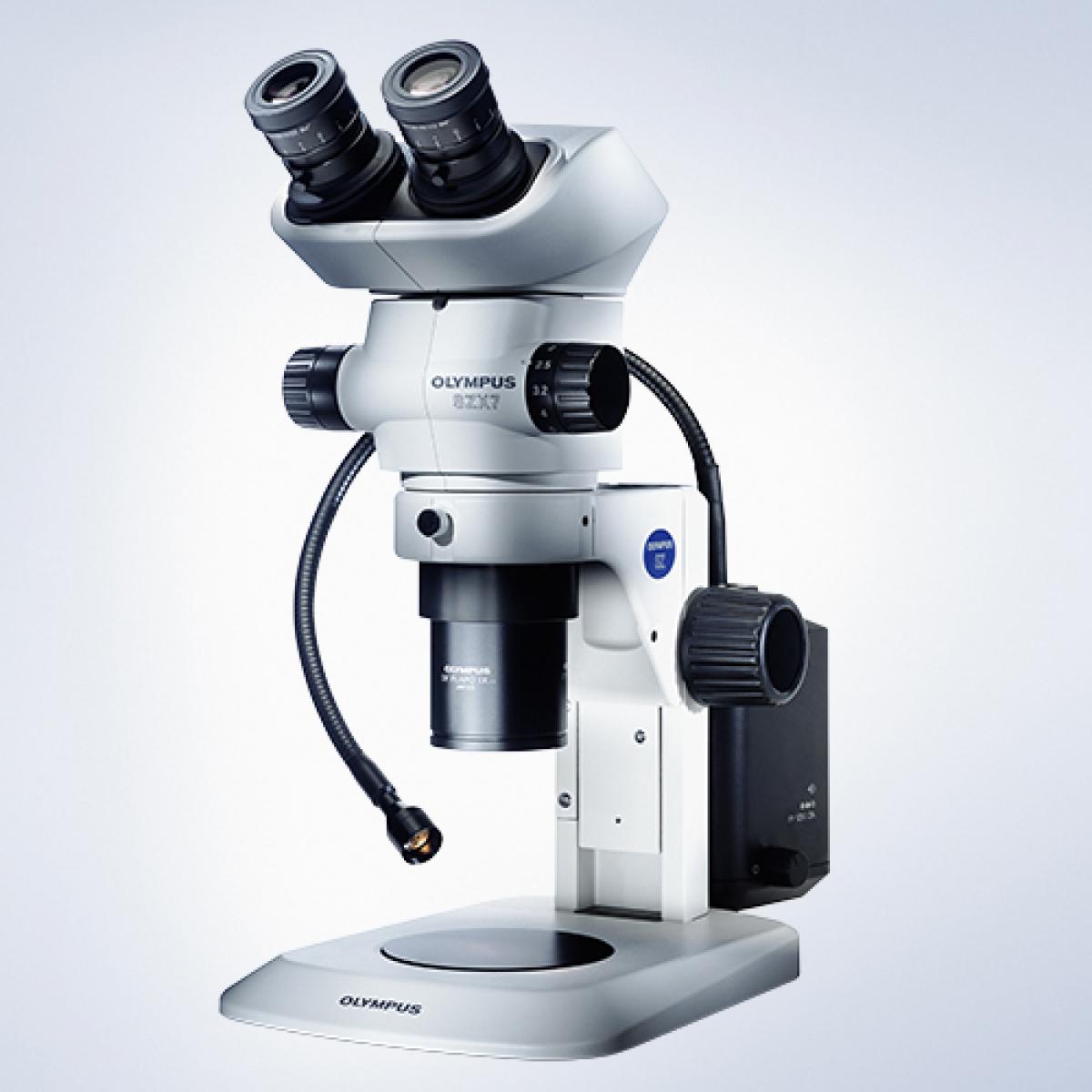 Stéréomicroscope OLYMPUS SZX7 -4