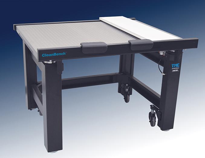 Table antivibratoire